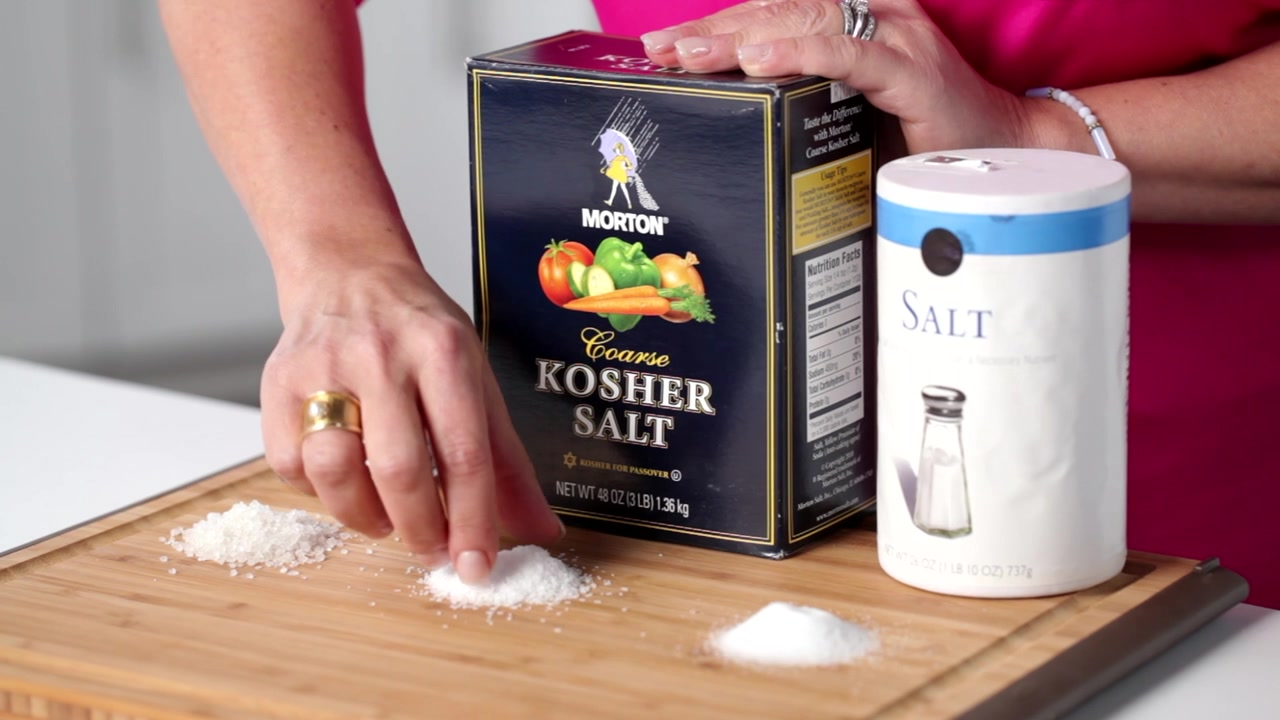 How Should I Use Different Kinds of Salts?