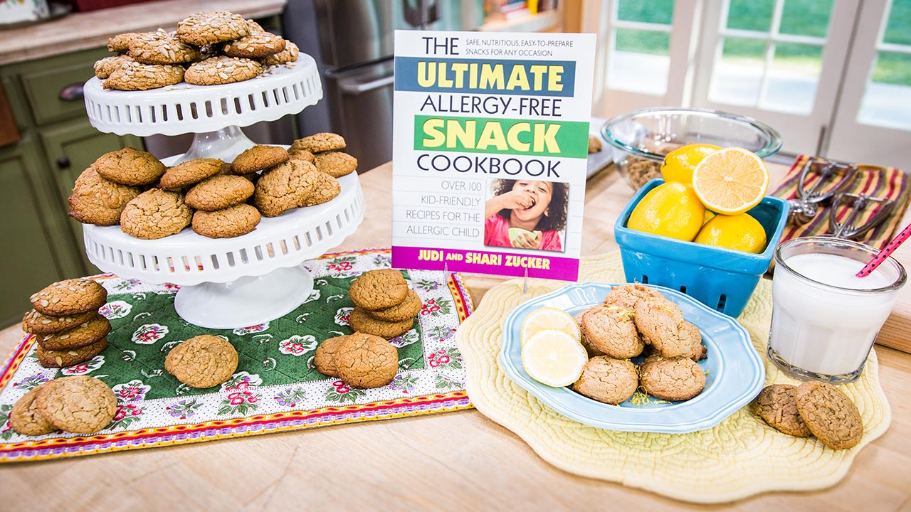 The Double Energy Twins' Allergy-Free Cookie Recipe