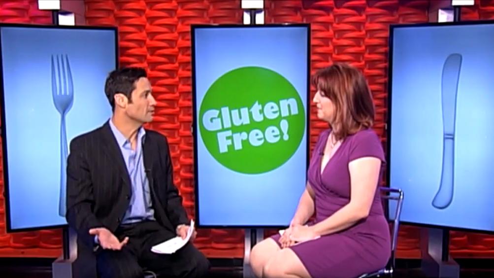 Dietitian Crystal Potrello on Going Gluten-Free