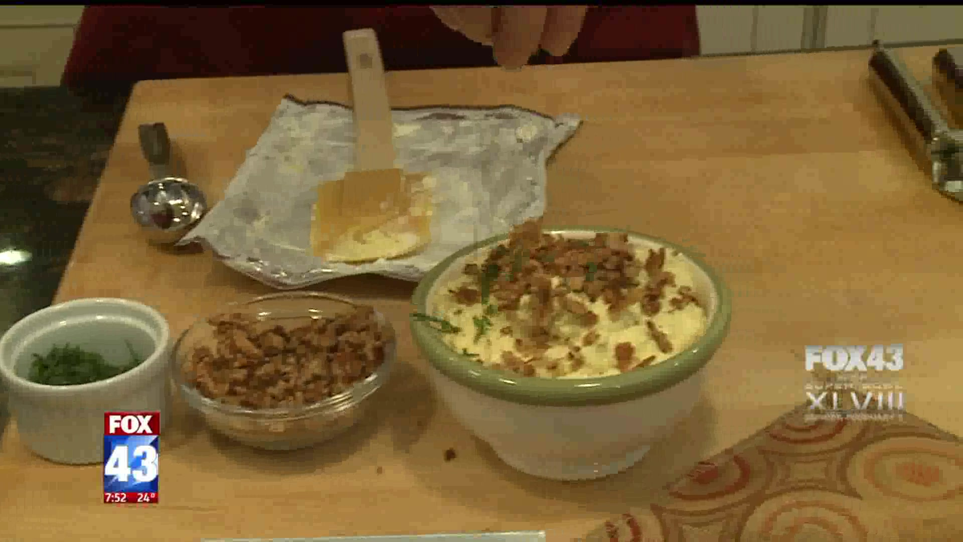 Corn and Bacon Dip Recipe Perfect for Super Bowl Sunday