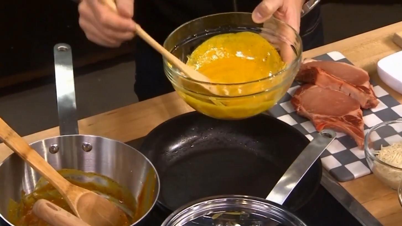Matt Moore's Carolina-Style Mustard BBQ Sauce Recipe