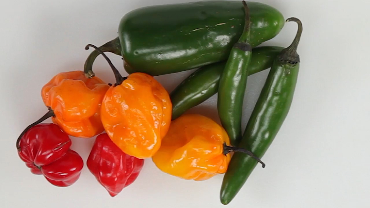 How to Tame Hot Peppers