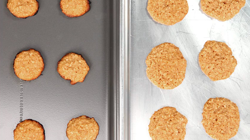 Nonstick or Regular Pans for Baking
