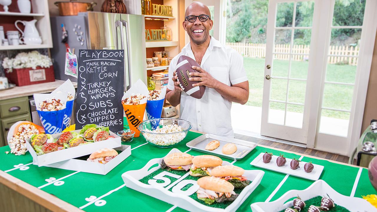 How to Make Ken Wingard's Fabulous Football Finger Foods