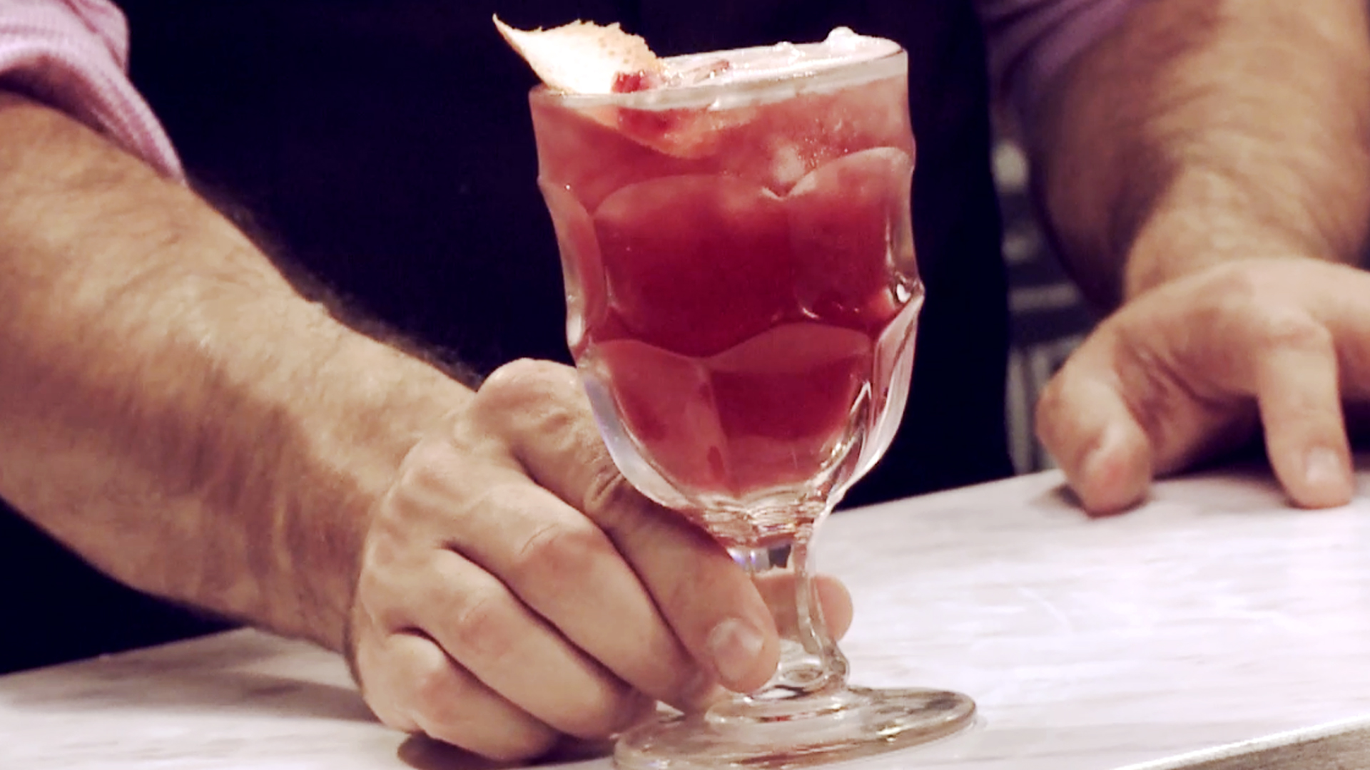 How To Make A Heart Of Italy Cocktail