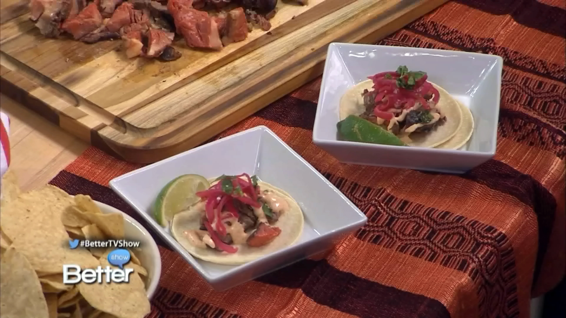How to Make Mini Texican Smoked Rib Eye Tacos