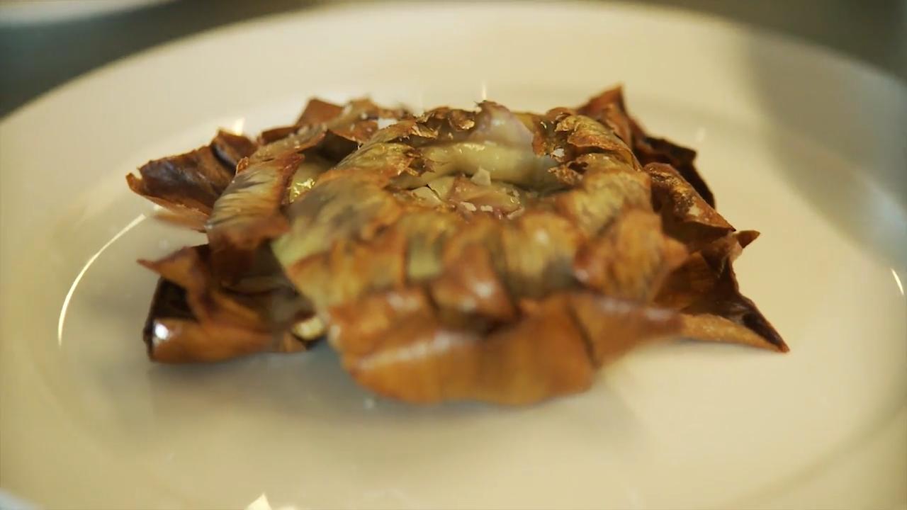 Artichokes Alla Giudia Recipe