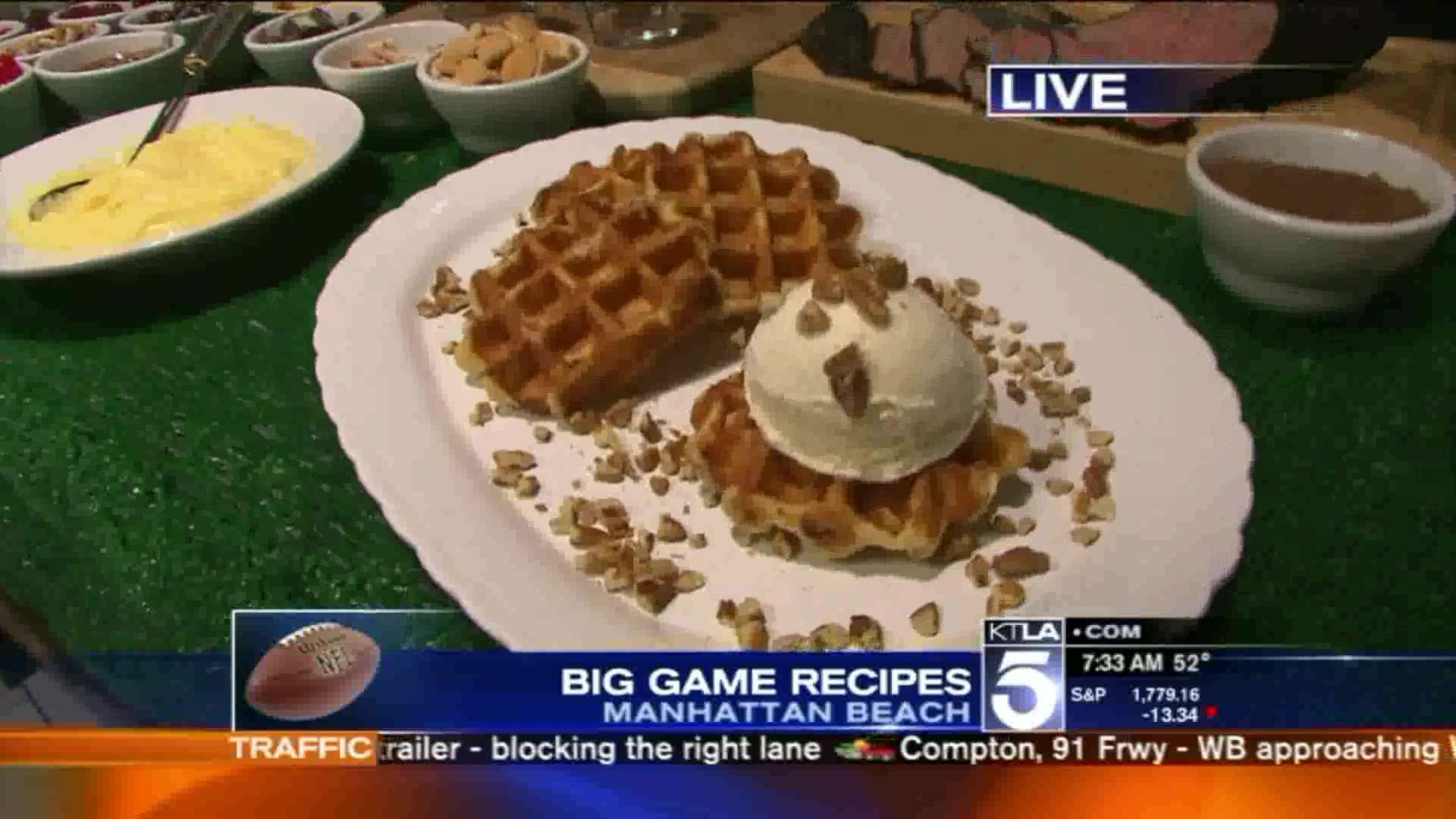 Super Bowl Recipes: 4th Quarter Sweets