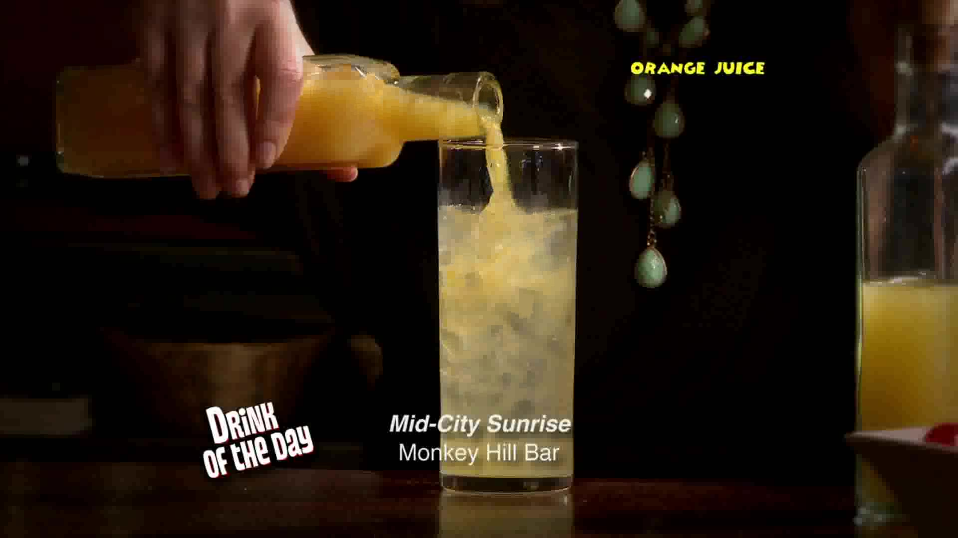 Drink Of The Day: Mid City Sunrise