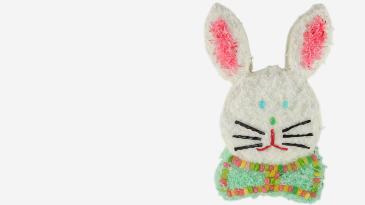 Bunny Cake Recipe for Easter