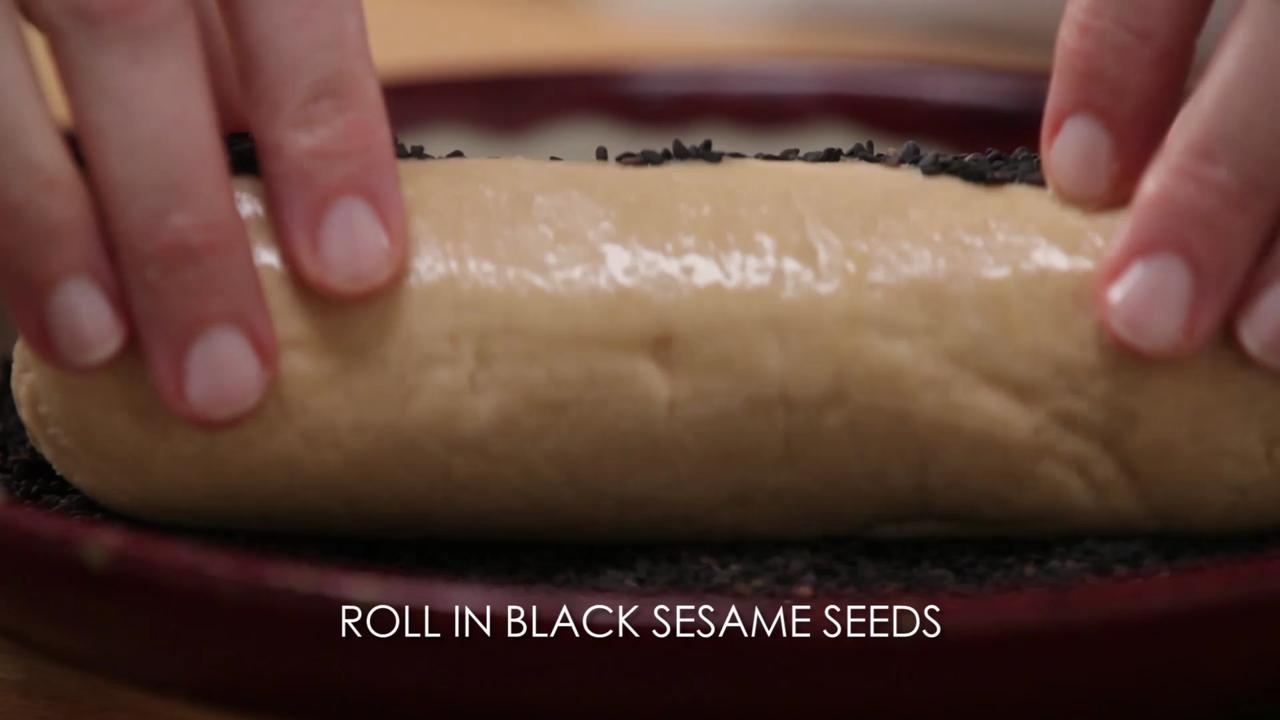 Party-Ready Black-Tie Benne Slice 'N' Bakes Recipe