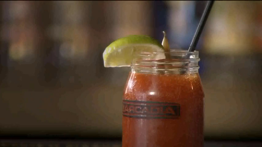 Drink of the Day: Bloody Barcadian