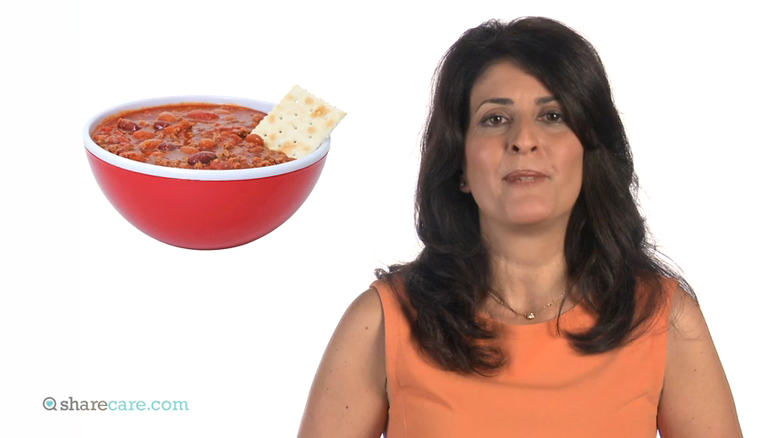 Swap Beans for Meat in Your Chili