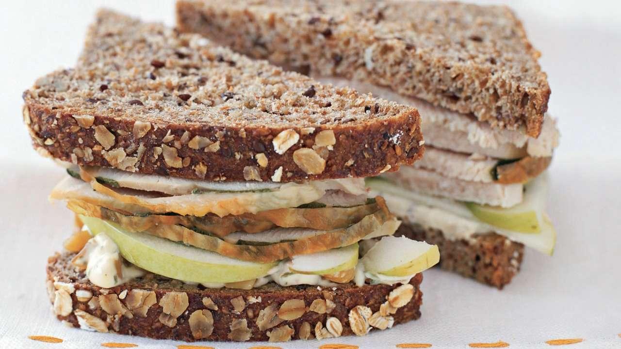 3 Ideas for Turkey Sandwiches