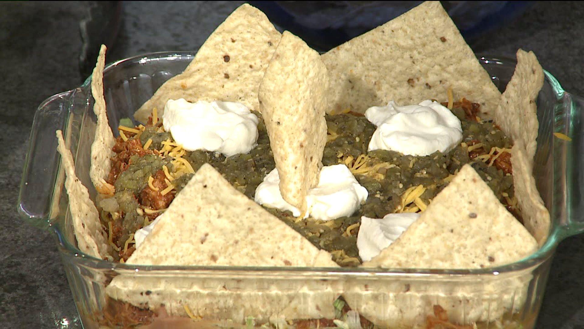 Healthy Chicken Taco Salad Recipe