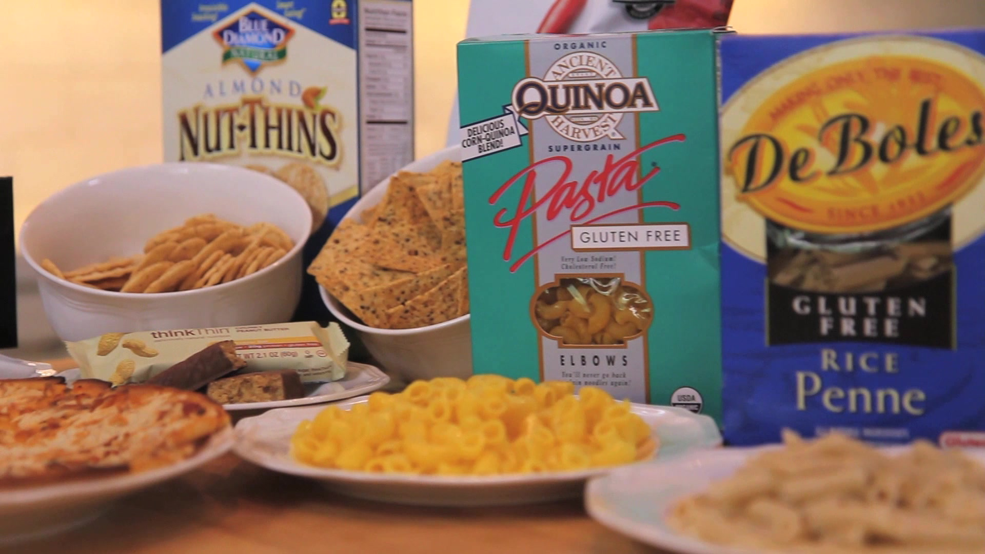 Putting Gluten-Free Foods to the Test