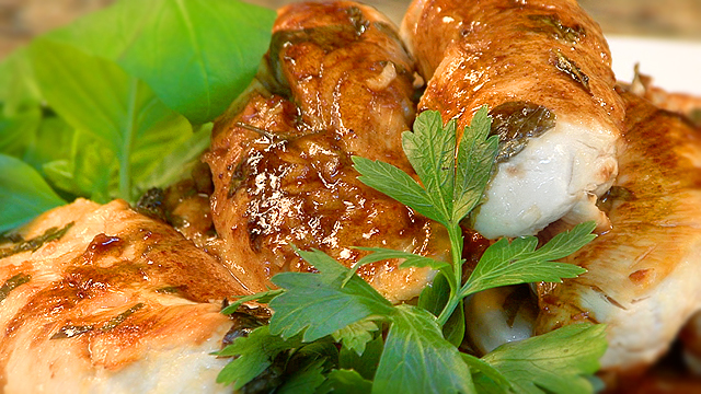 How to Make Herb Marinated Chicken