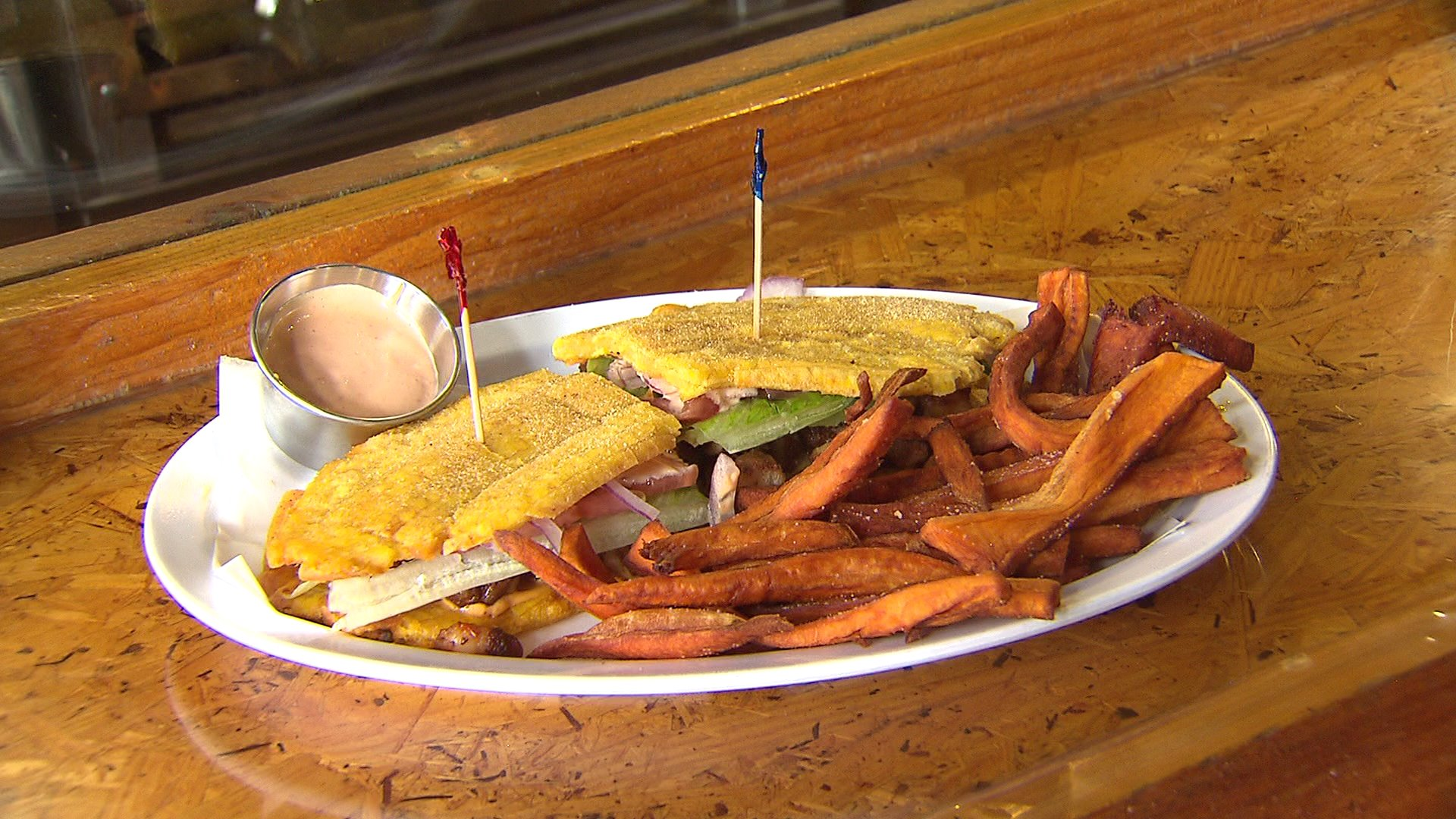 A Puerto Rican Sandwich You'll Only Find in Chicago