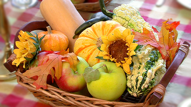 Apple Recipes for Thanksgiving