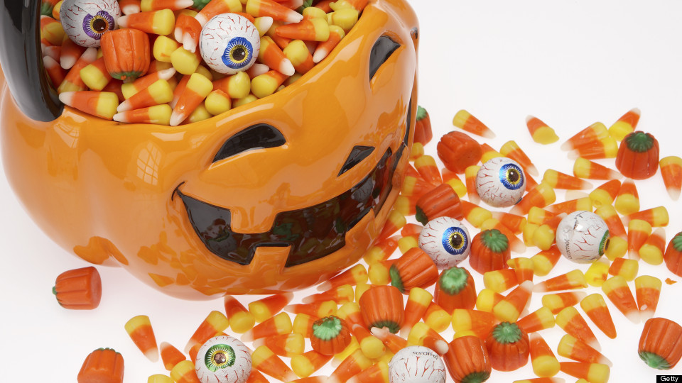 The Worst Halloween Candy Ever