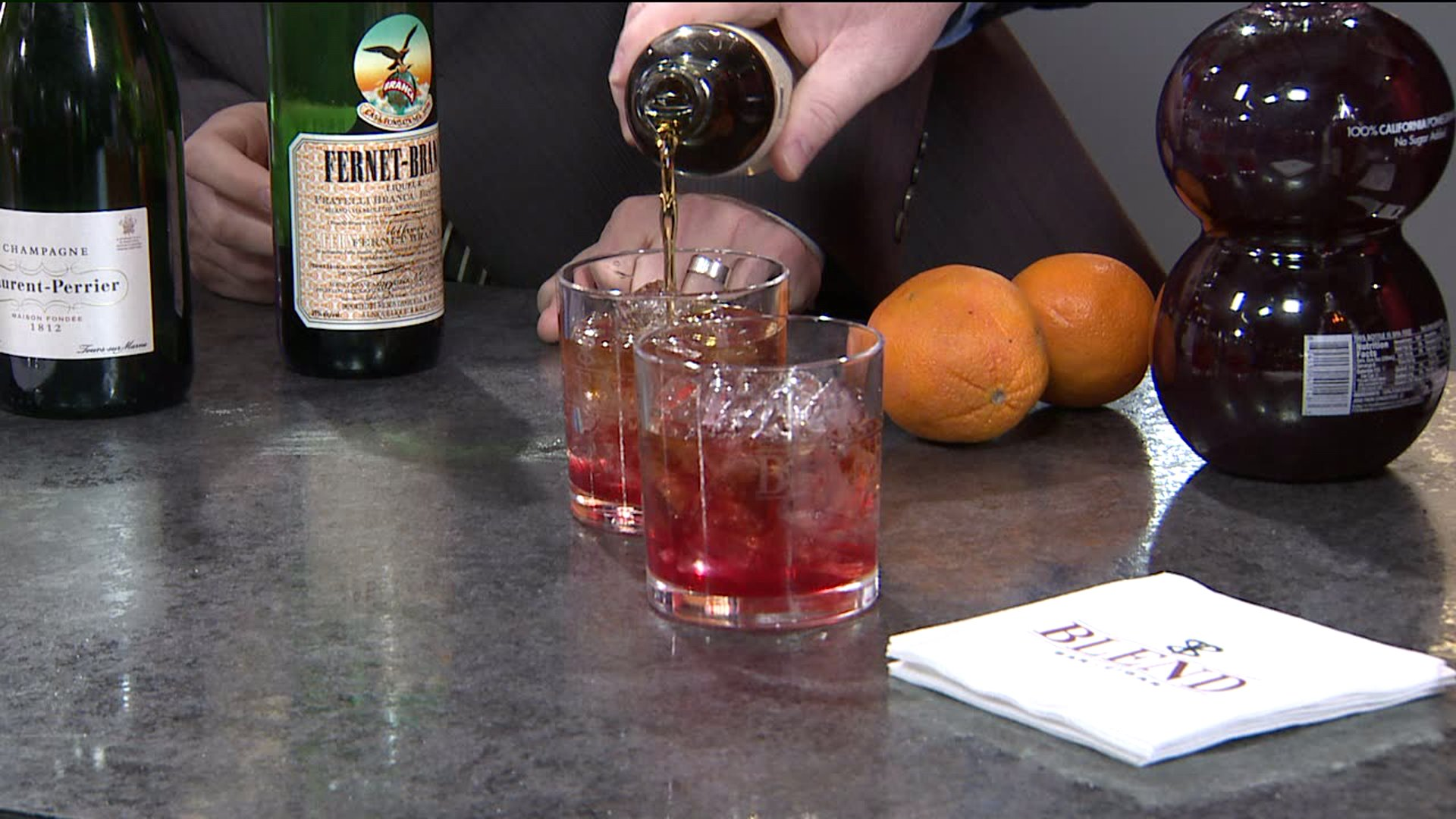 How to Make Unique Holiday Drinks