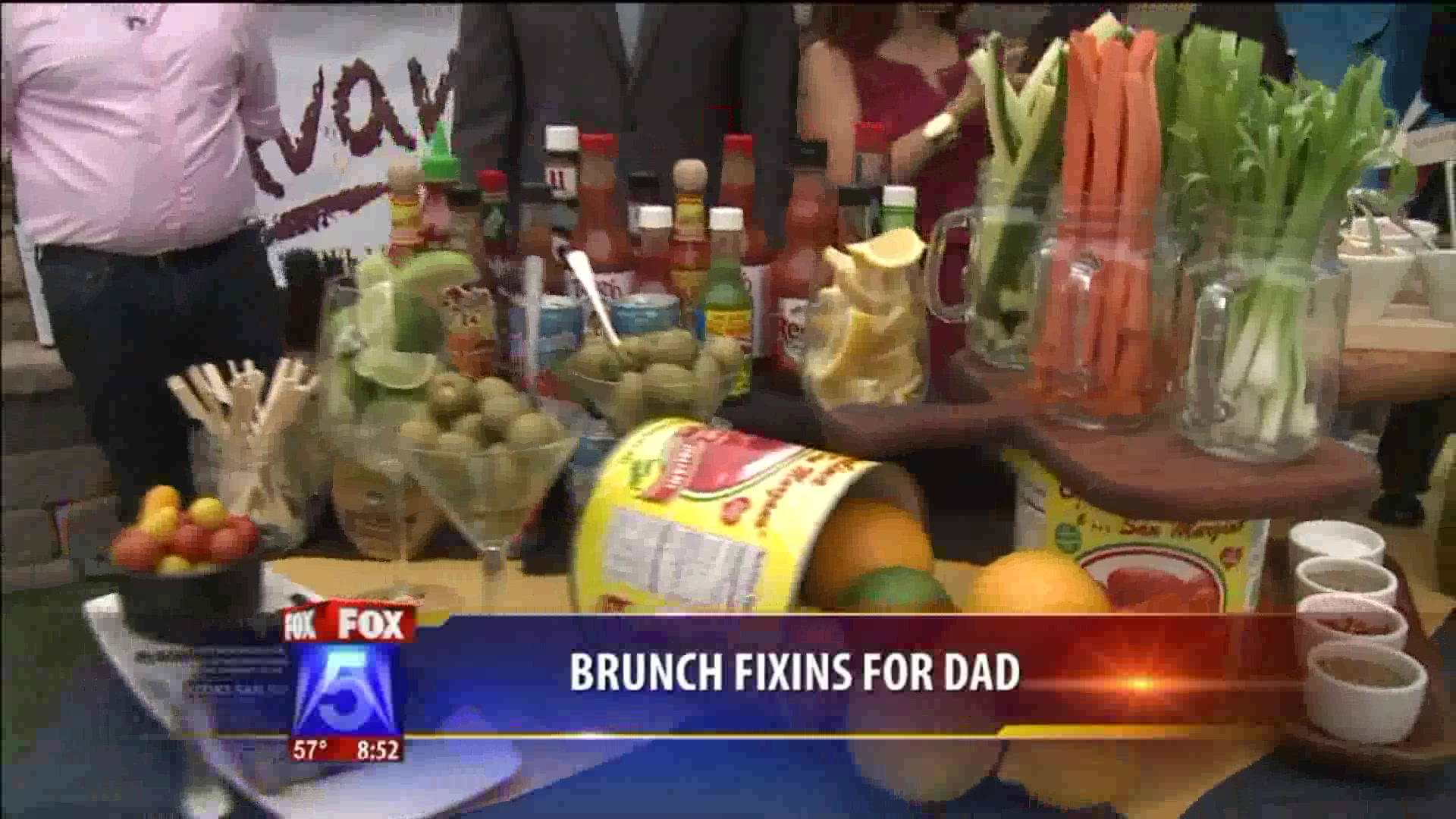 Best Brunch Ideas For Father's Day