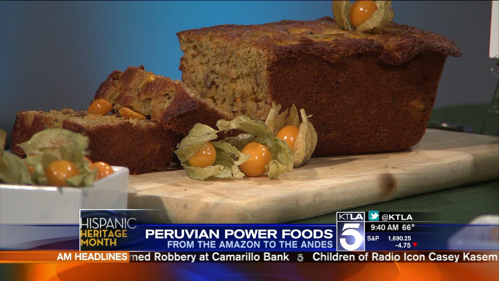 6 Super Foods From Peru