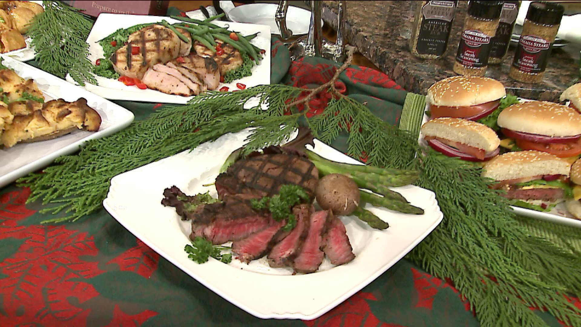 How to Grill Great Holiday Meals Without Going Outside