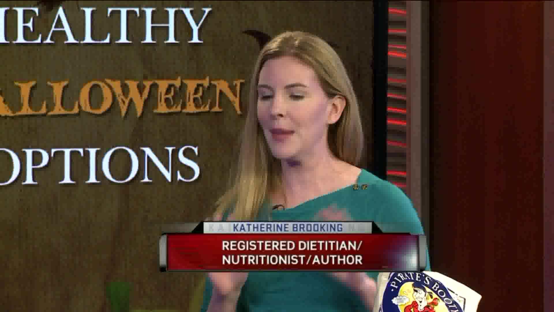 Healthy Options For Halloween Treats