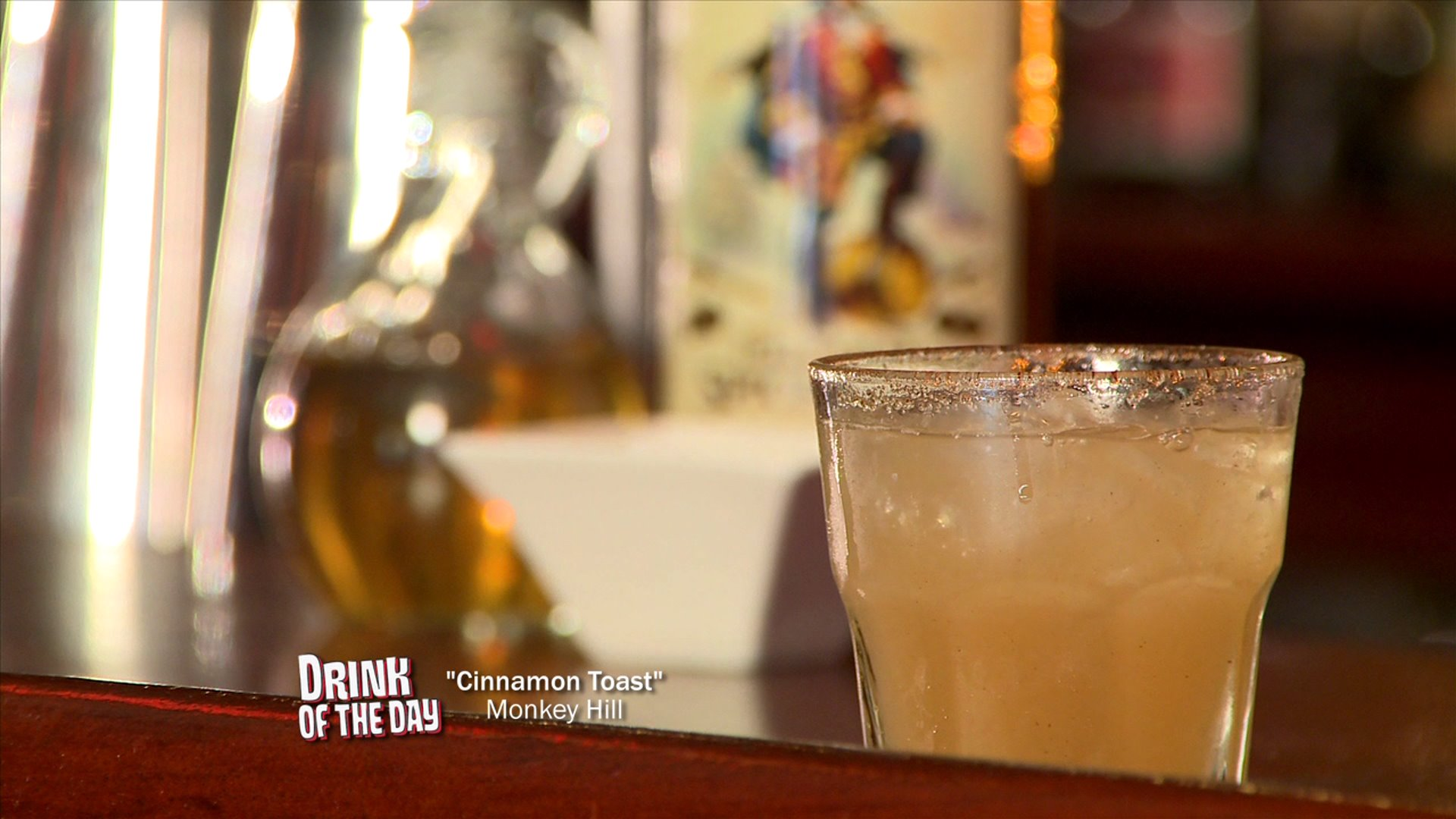 Drink of the Day: Cinnamon Toast
