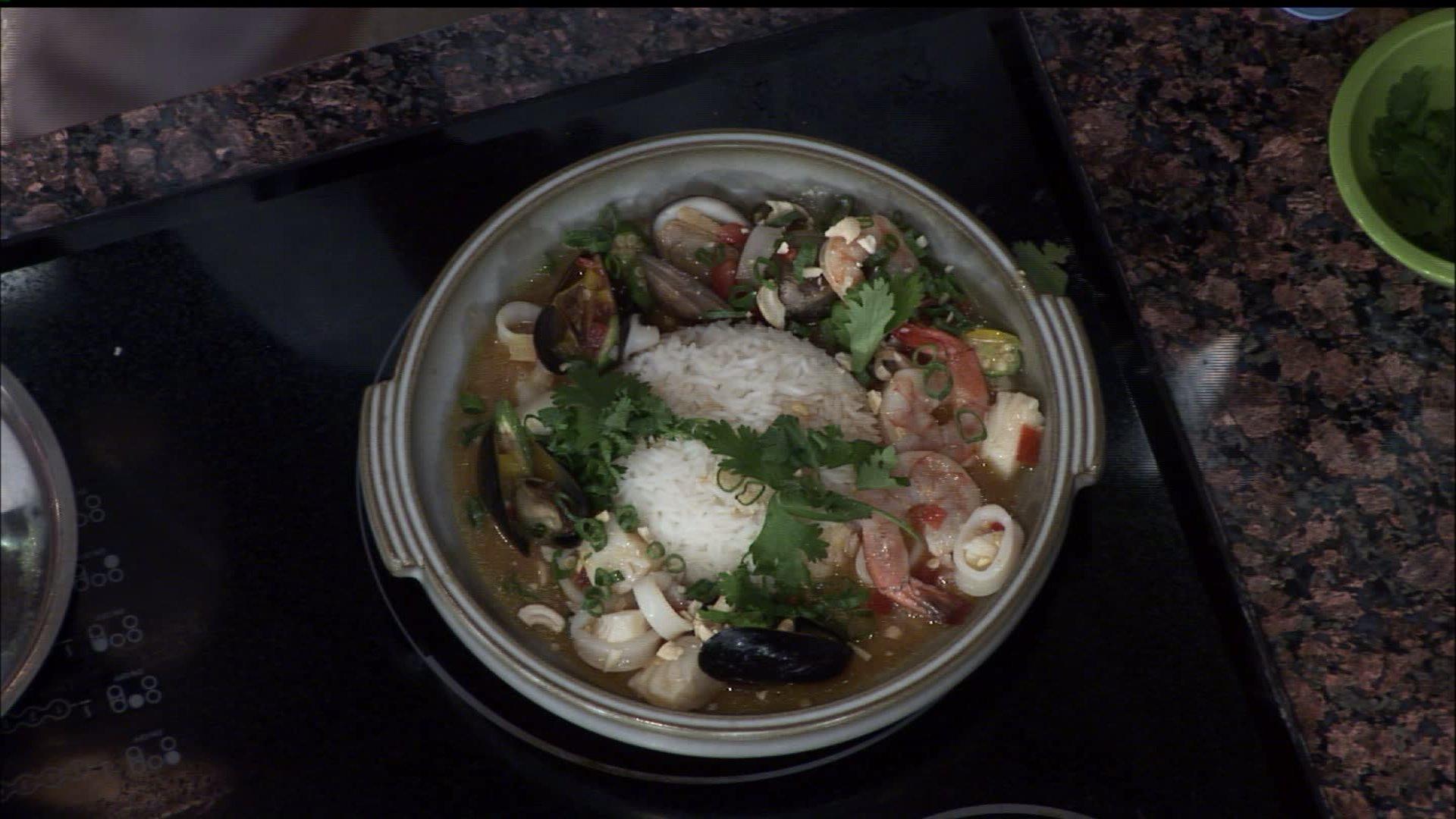 How to Make Seafood Stew Moqueca Mista