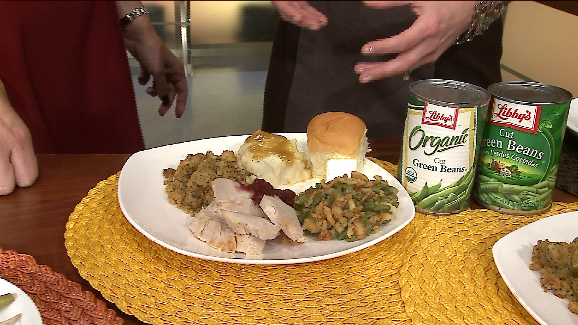 How to Save 1,000 Calories on Thanksgiving