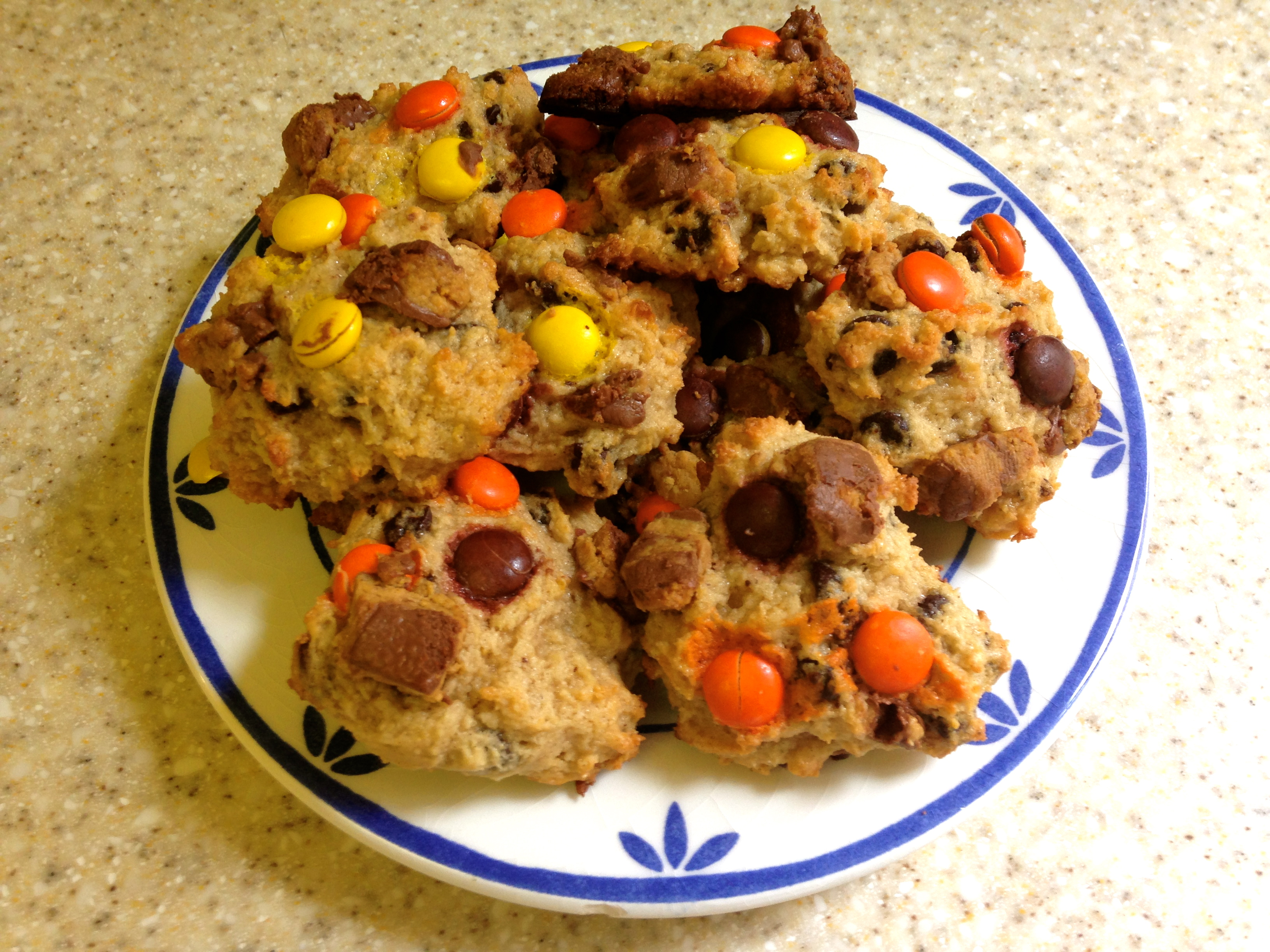 Double Reese's Cookies