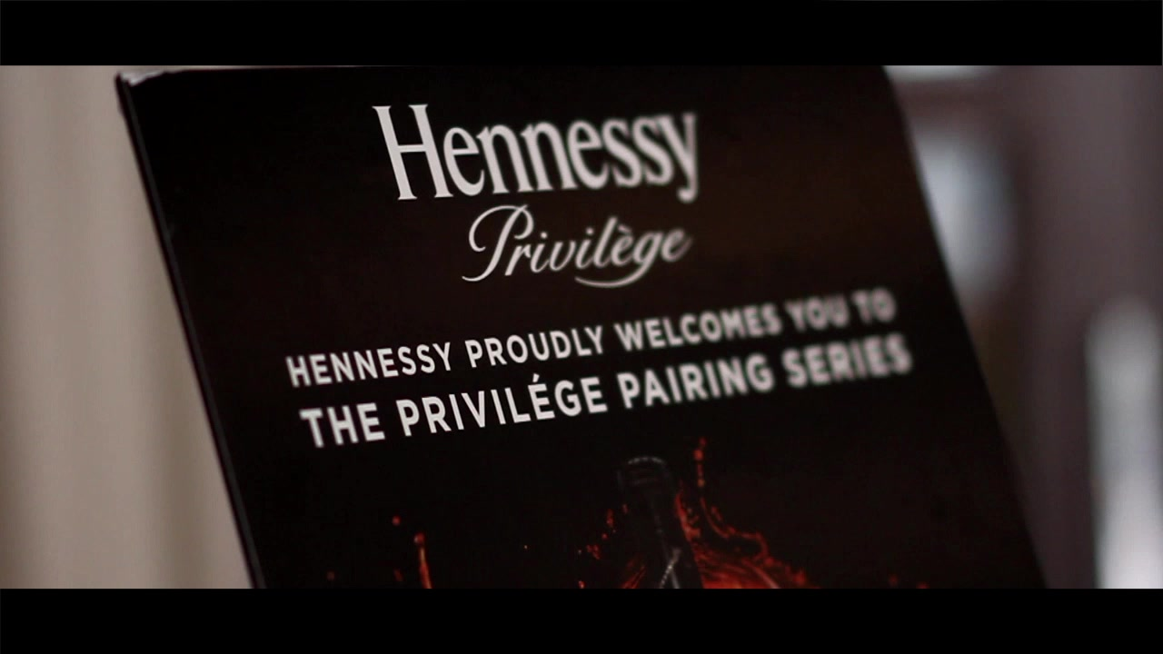 Hennessy Privilege Pairings Event - A Cognac and Culinary Experience
