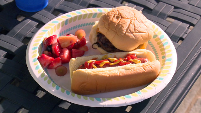 Make Better Food Choices at a BBQ