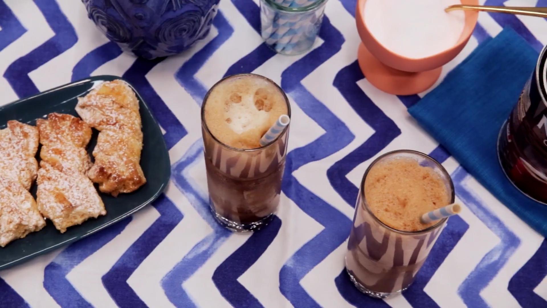 Greek Frappe Recipe