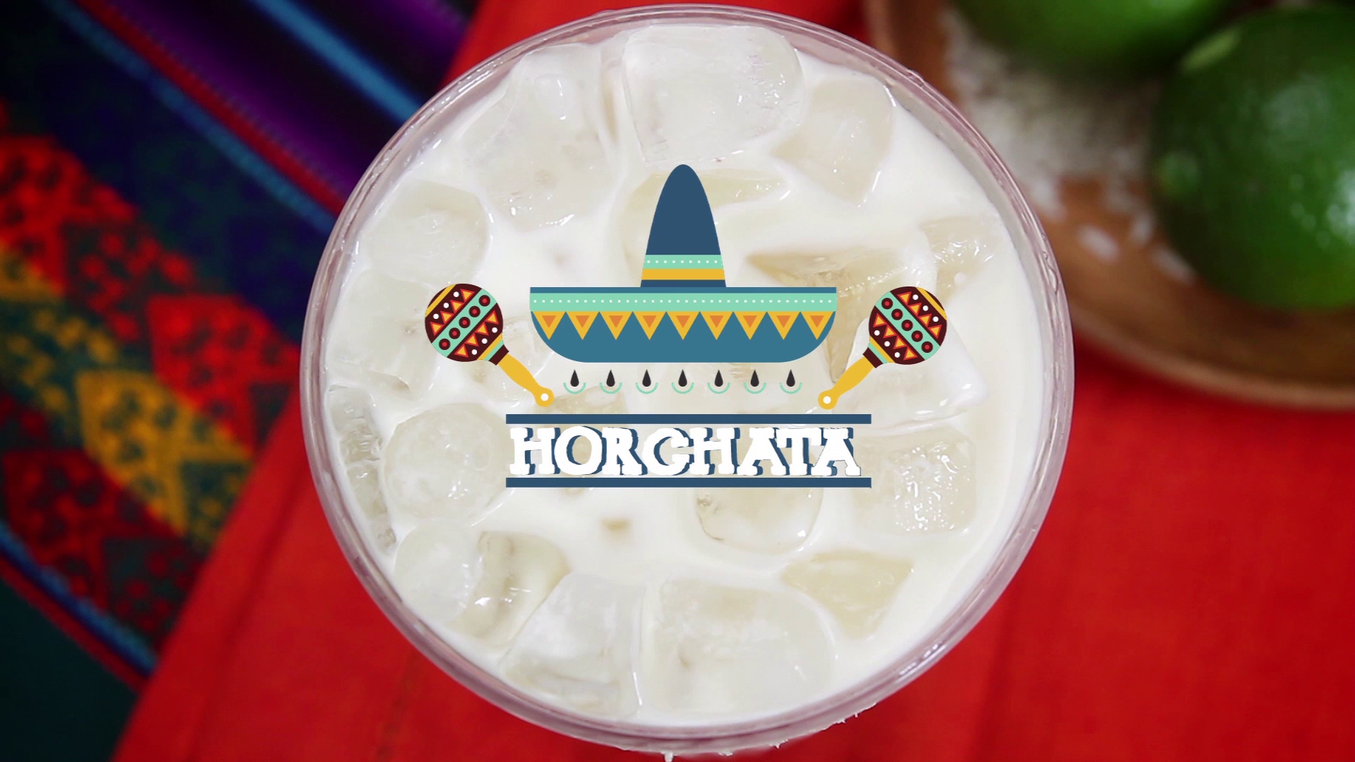 Mexican Horchata Recipe