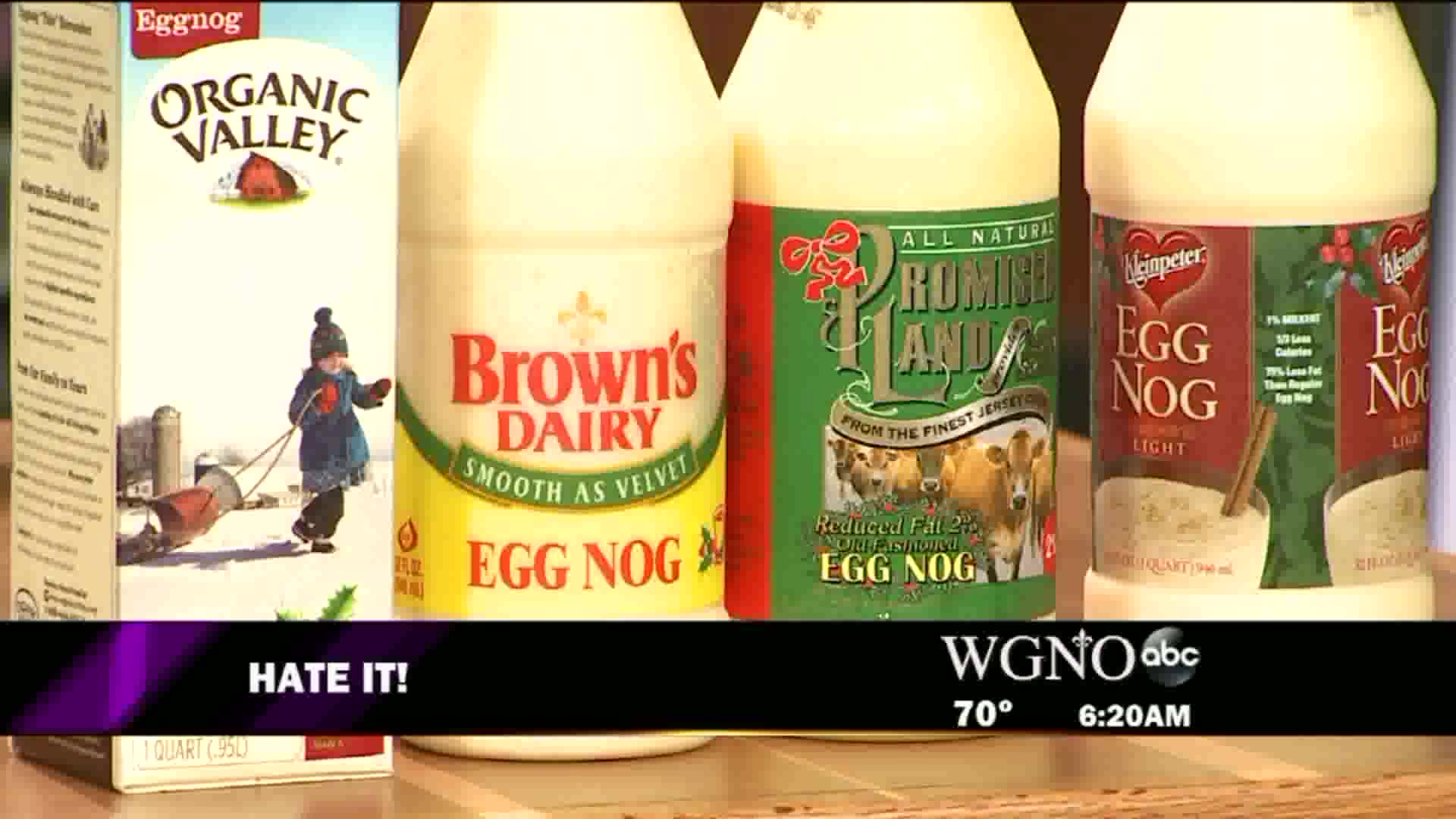 The Best and Worst Eggnog Options for Your Health