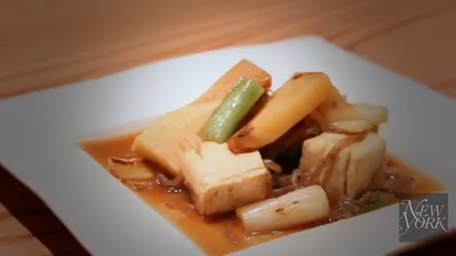 Bamboo Shoots Sukiyaki