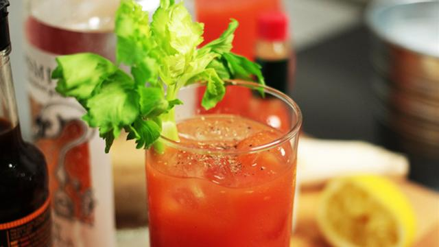How to Make a Fresh Bloody Mary Cocktail