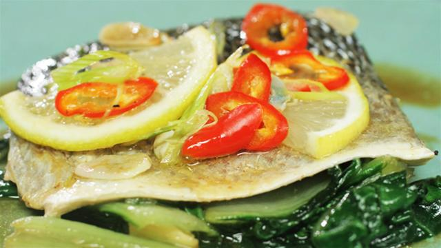 How to Make Asian Style Baked Fish