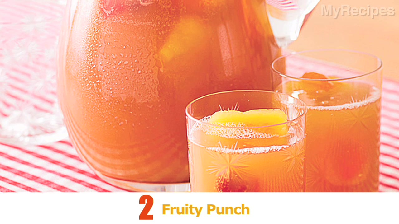 Party Punches Avice