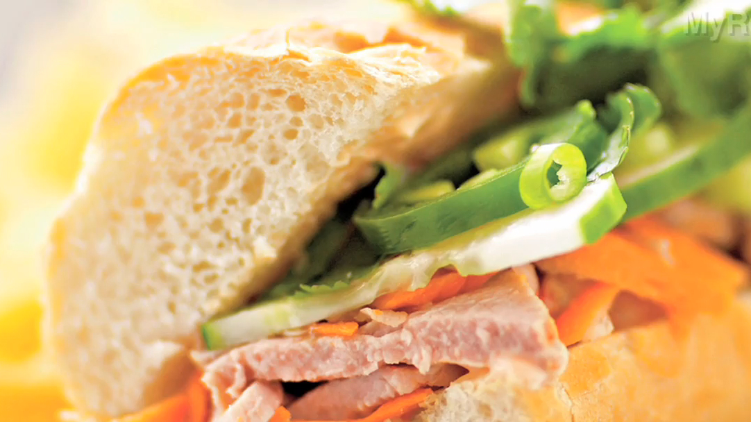 Five Sandwiches from Around the World