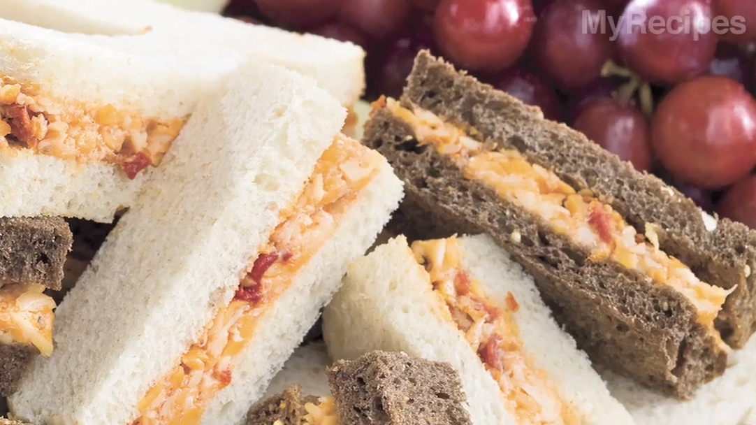 5 to Try: Finger Sandwiches