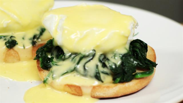 How to Make Egg Florentine