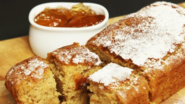 Gluten Free Orange Marmalade Cake Recipe