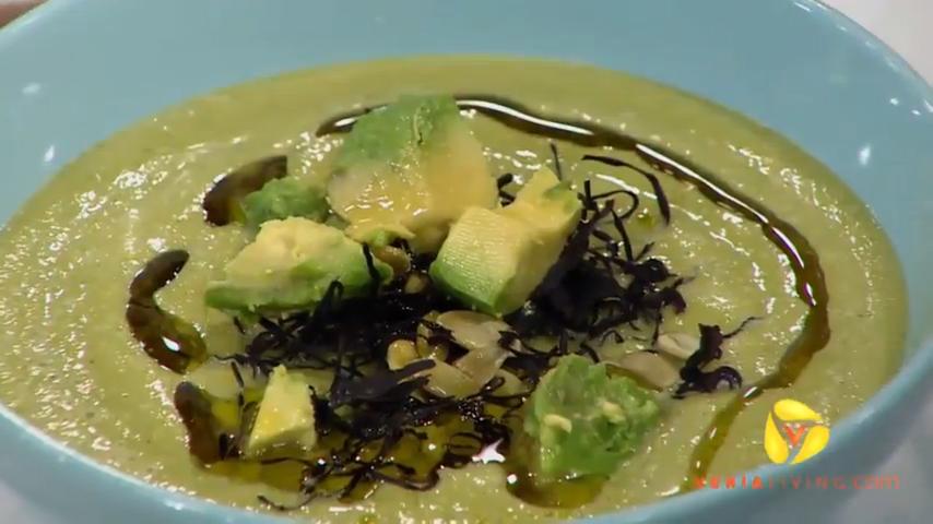 Bone-Building Broccoli Soup Recipe