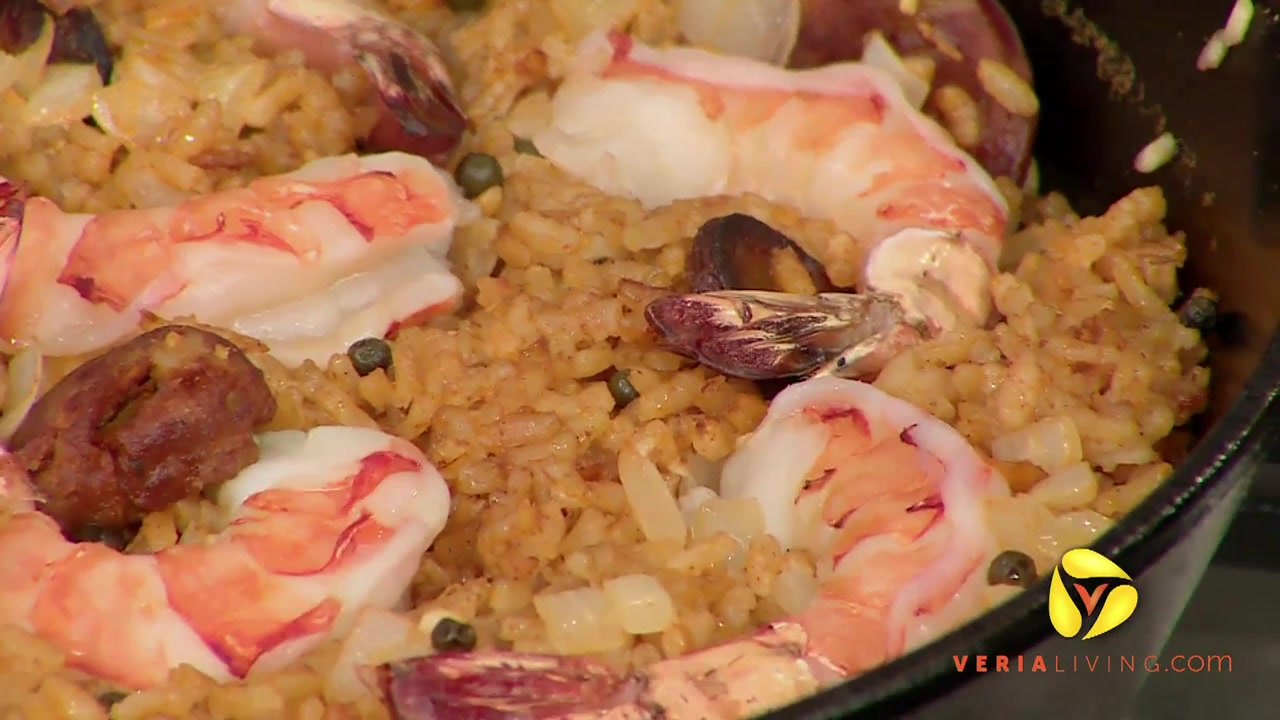 Coconut Rice With Shrimp Recipe