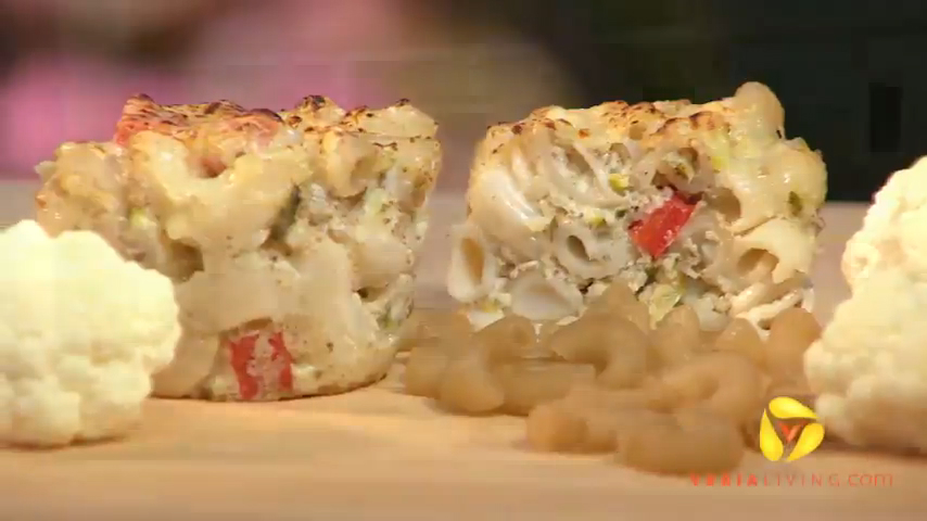 Low-Fat Mac & Cheese Muffins Recipe