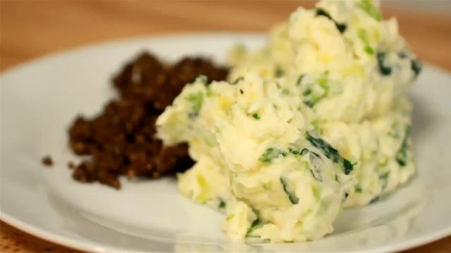 How to Make Scottish Mashed Potatoes with Cabbage
